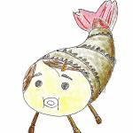海老芋女子